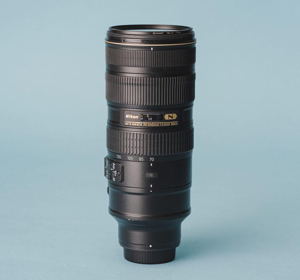Zoom lens for DSLR cameras.