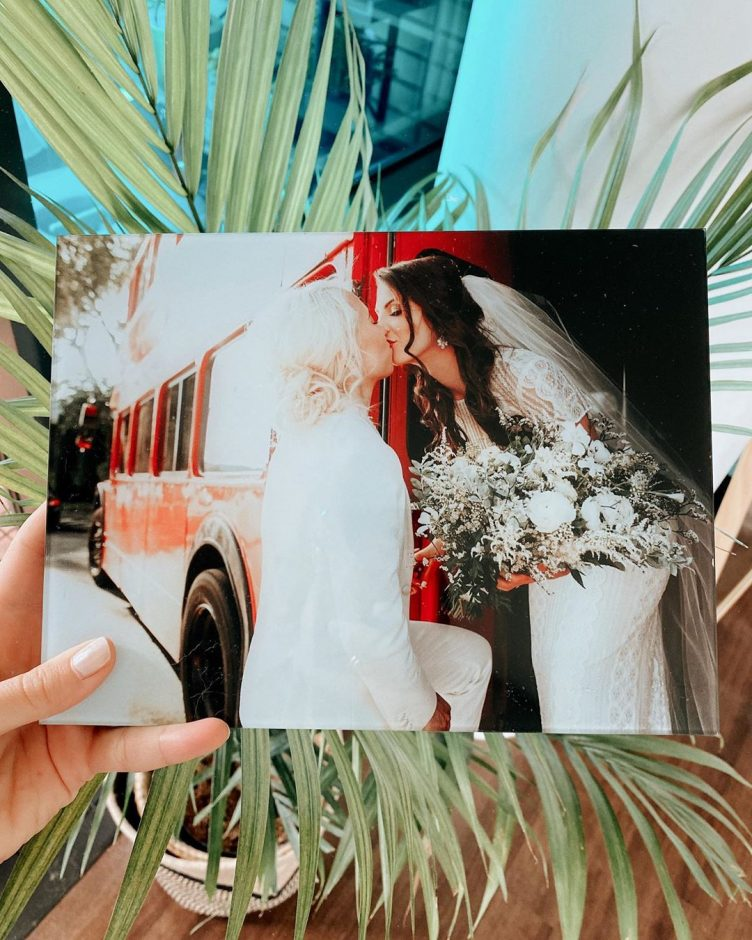The final product of your wedding photos is as important as the images themselves.