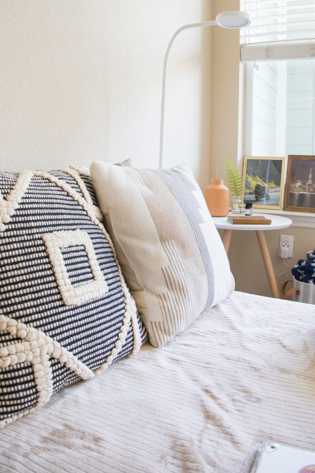 Linen brands that offer sustainable home decor.