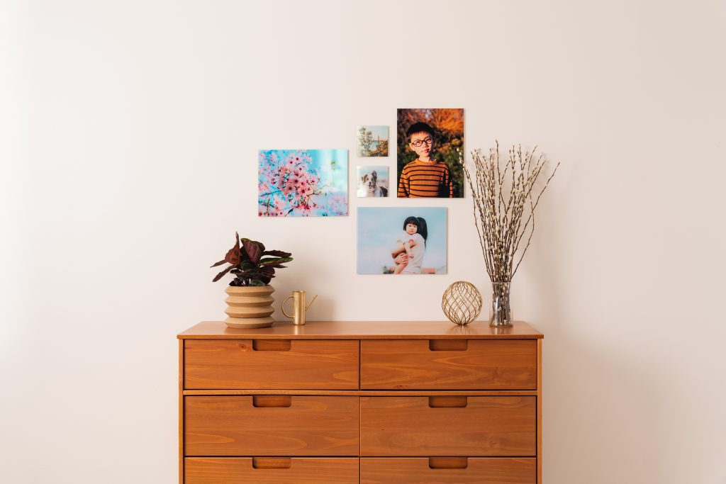 Photo Walls gallery layout Frankie